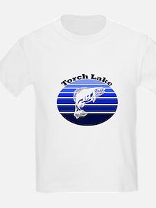 Torch Lake, Michigan T-Shirt
