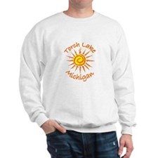 Torch Lake, Michigan Sweatshirt