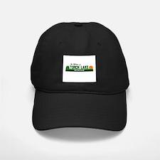 Its Better on Torch Lake, Mic Baseball Hat