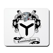 Cunningham Family Crest Mousepad