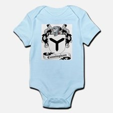 Cunningham Family Crest Infant Creeper