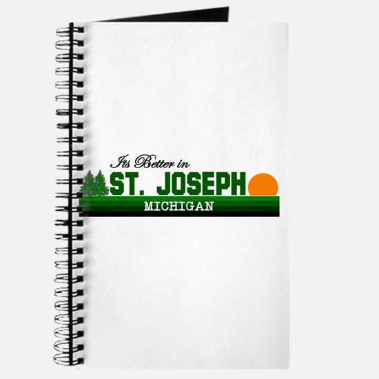 Its Better in St. Joseph, Mic Journal