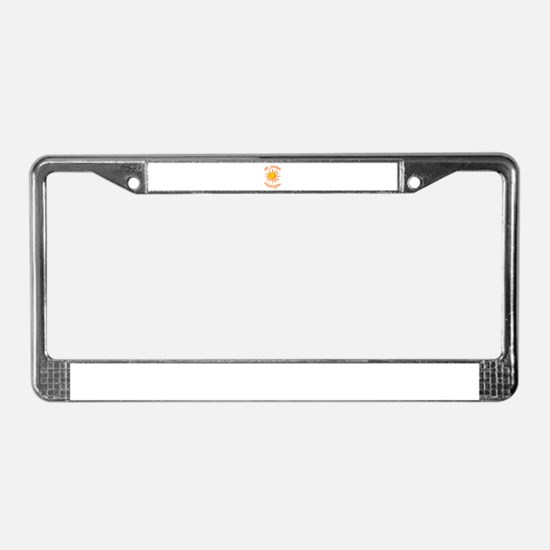 St. Joseph, Michigan License Plate Frame