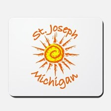 St. Joseph, Michigan Mousepad