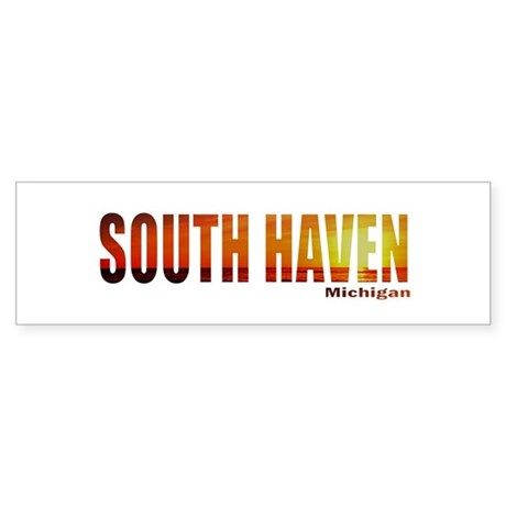 South Haven, Michigan Bumper Sticker