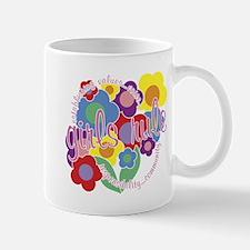 Girls Rule! Mug