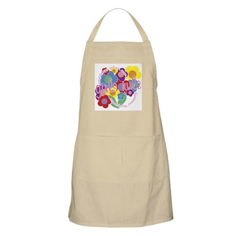 Girls Rule! BBQ Apron