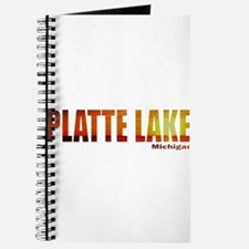 Platte Lake, Michigan Journal