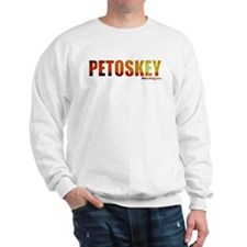 Petoskey, Michigan Sweatshirt