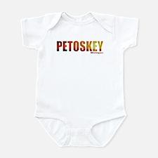 Petoskey, Michigan Infant Bodysuit