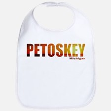 Petoskey, Michigan Bib