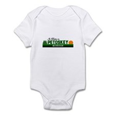 Its Better in Petoskey, Michi Infant Bodysuit