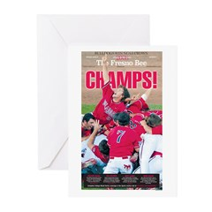 Champs! Greeting Cards (Pk of 10)