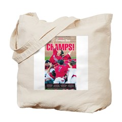 Champs! Tote Bag
