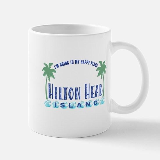 Hilton Head Happy Place - Mug