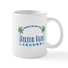 Hilton Head Happy Place - Small Small Mug