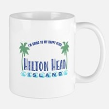 Hilton Head Happy Place - Small Small Mug
