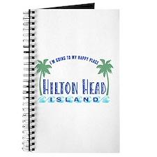 Hilton Head Happy Place - Journal