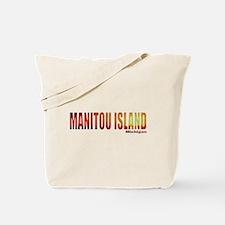 Manitou Island, Michigan Tote Bag