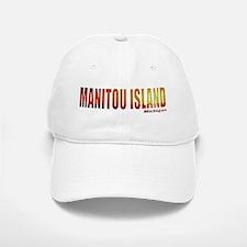 Manitou Island, Michigan Baseball Baseball Cap