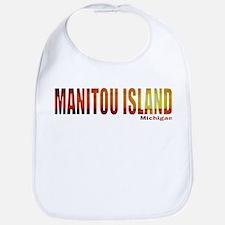 Manitou Island, Michigan Bib