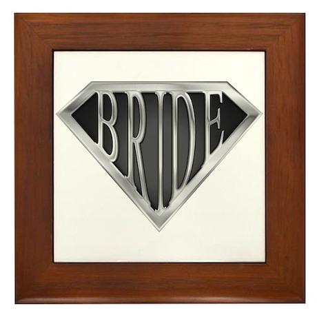 SuperBride(metal) Framed Tile