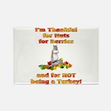 Thankful Rectangle Magnet (10 pack)