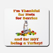Thankful Mousepad