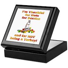Thankful Keepsake Box