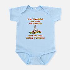 Thankful Infant Bodysuit