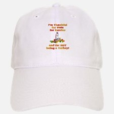 Thankful Baseball Baseball Cap