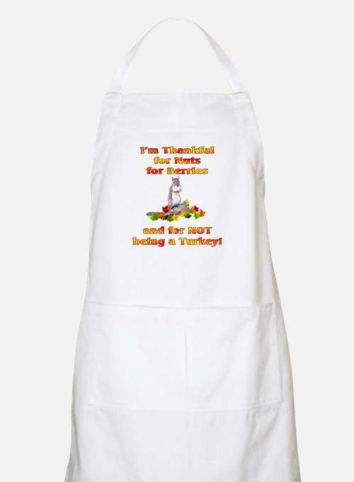 Thankful BBQ Apron