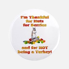 "Thankful 3.5"" Button (100 pack)"