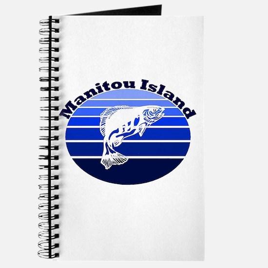 Manitou Island, Michigan Journal
