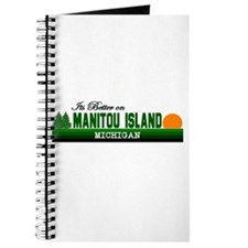 Its Better on Manitou Island, Journal