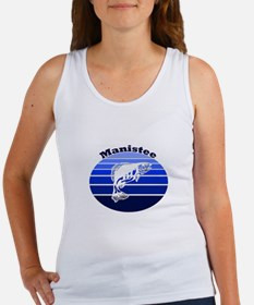 Manistee, Michigan Women's Tank Top