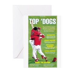 Top 'Dogs Greeting Cards (Pk of 10)