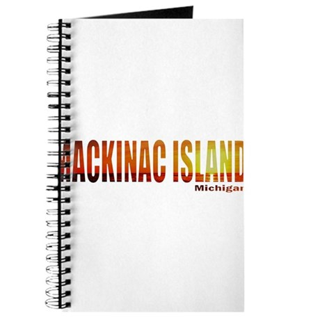 Mackinac Island, Michigan Journal