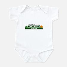 Its Better on Mackinac Island Infant Bodysuit