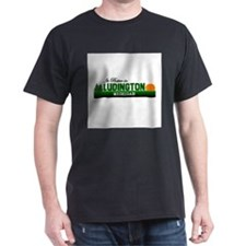 Its Better in Ludington, Mich T-Shirt