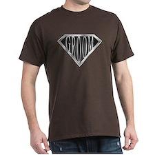 SuperGroom(metal) T-Shirt