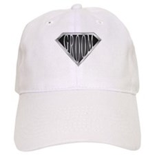 SuperGroom(metal) Baseball Cap