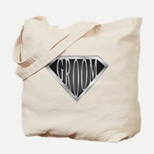 SuperGroom(metal) Tote Bag