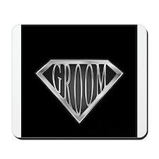 SuperGroom(metal) Mousepad