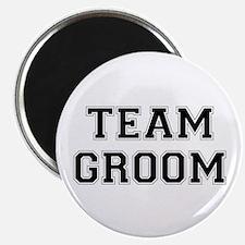 Team Groom Magnet