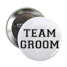 "Team Groom 2.25"" Button"