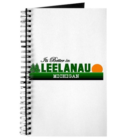 Its Better in Leelanau, Michi Journal