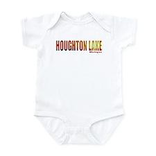 Houghton Lake, Michigan Infant Bodysuit