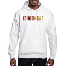 Houghton Lake, Michigan Hoodie