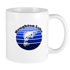 Houghton Lake, Michigan Small Mug